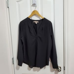 Forever 21 Contemporary Black Blouse